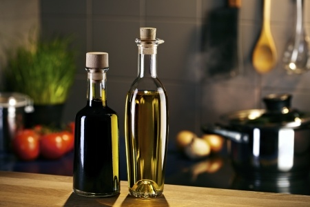 fcooking with oliveoil