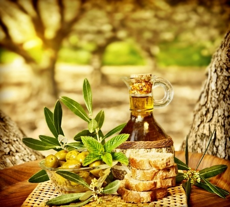 Greek olive oil | The world market for Greek and other